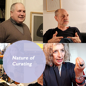 Nature of Curating